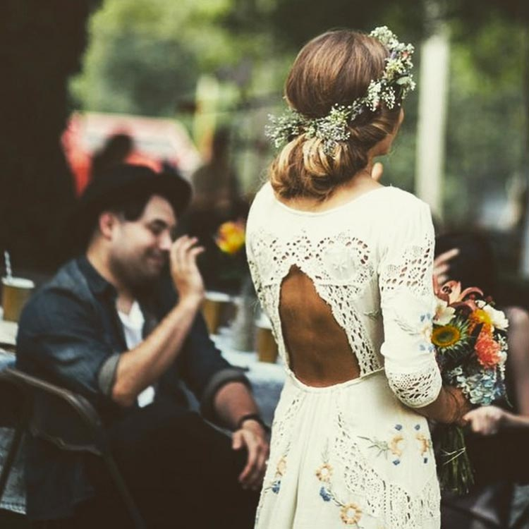 instagram asunto experiencia de novia