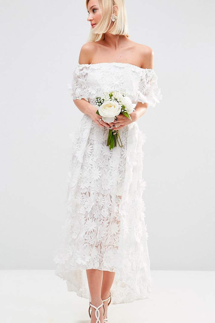 Vestidos De Novia Cortos Stylelovely