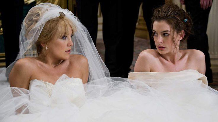 Guerra de novias película