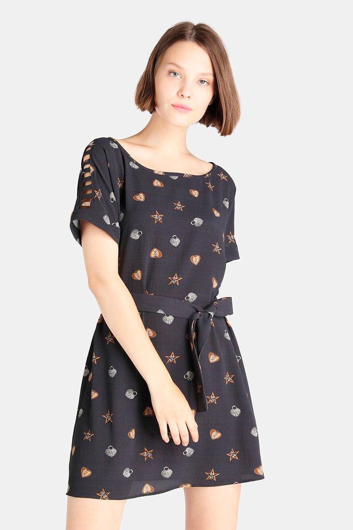 vestidos otoño el corte ingles