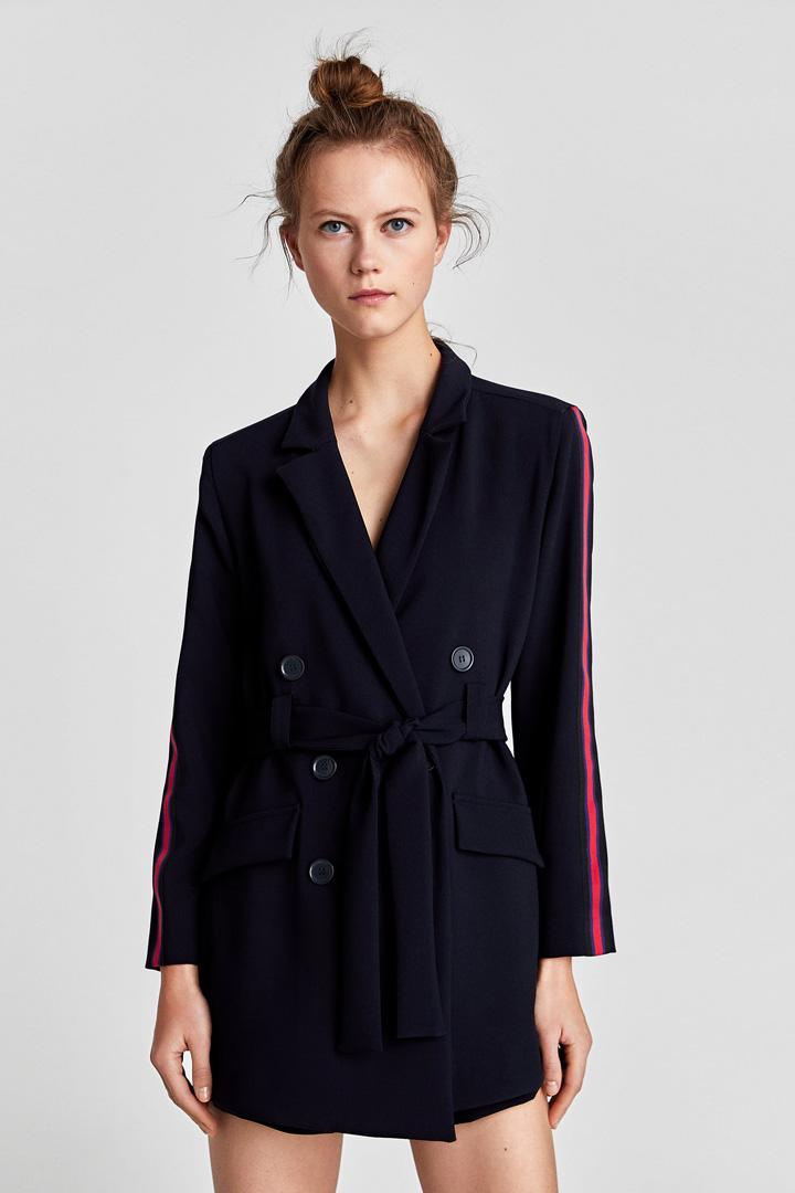 elige auténtico niño vívido y de gran estilo El vestido blazer es la tendencia que seguir esta Navidad ...