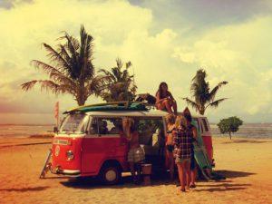 Los mejores destinos para viajar con amigas