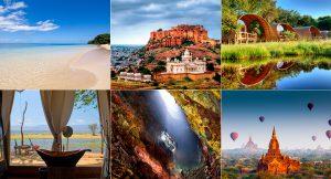 7 destinos para tu luna de miel