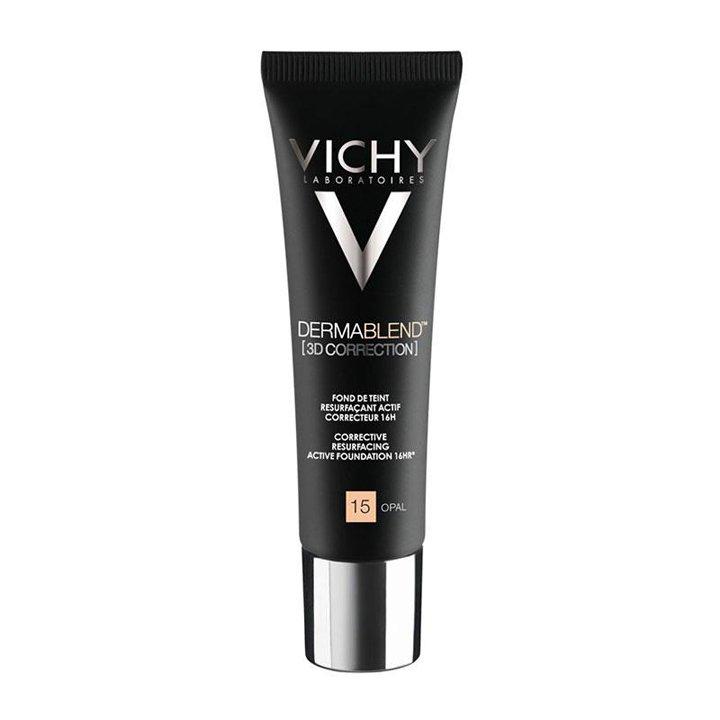 Dermablend Corrección 3D de Vichy: bases de maquillaje 2019