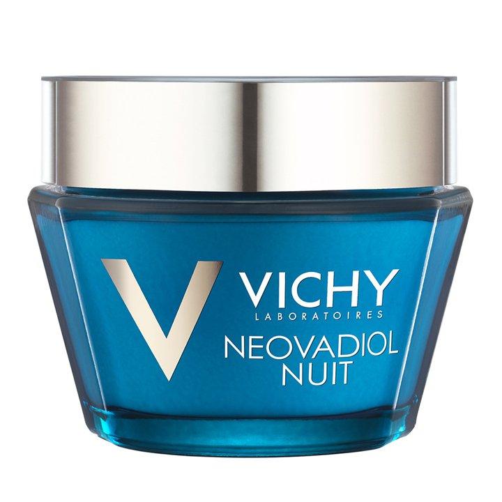 Crema Neovadiol Noche de Vichy: productos cuidar piel mientras duermes