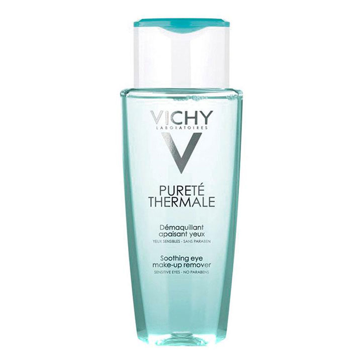 Desmaquillante Ojos Sensible de Vichy: productos beauty pieles sensibles