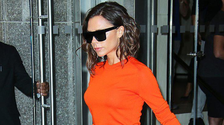 Victoria Beckham denuncia Spice Girls