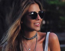 Gafas de bloggers