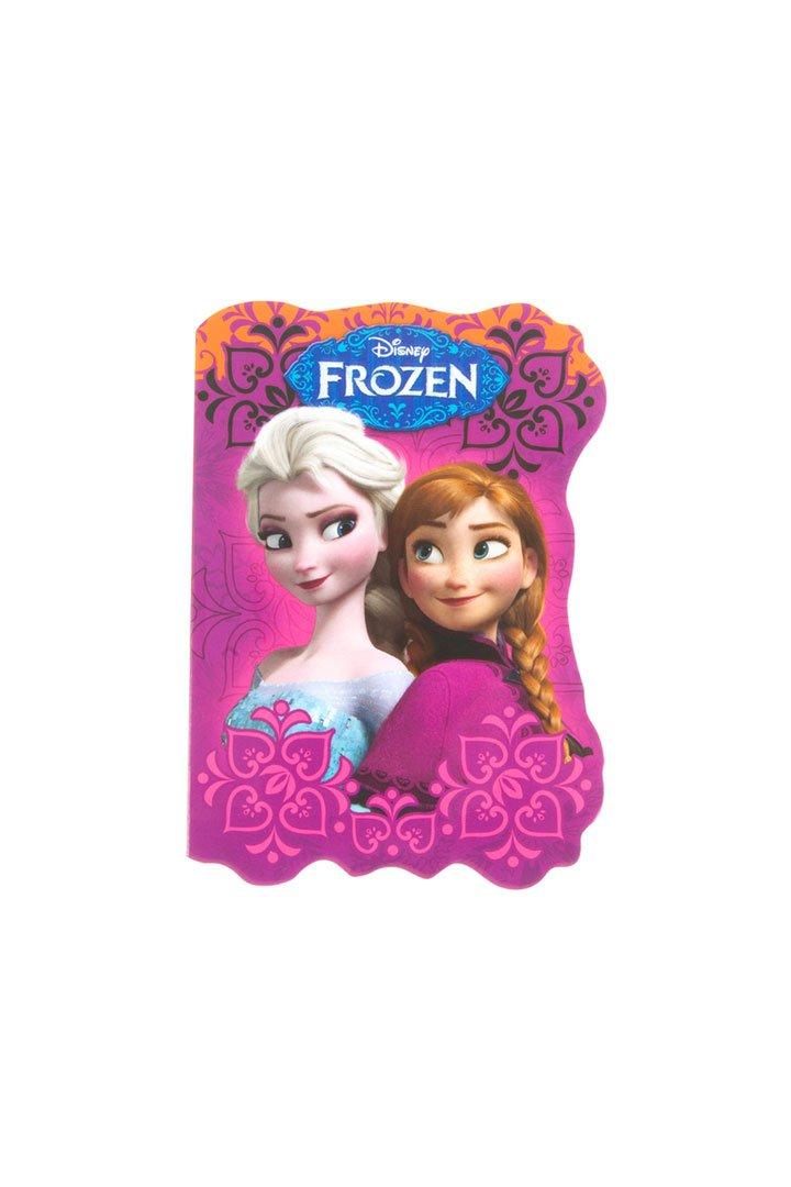 bloc de notas Vuelta al cole con Frozen