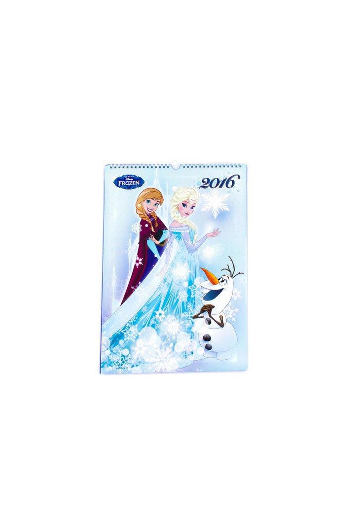 calendario Vuelta al cole con Frozen