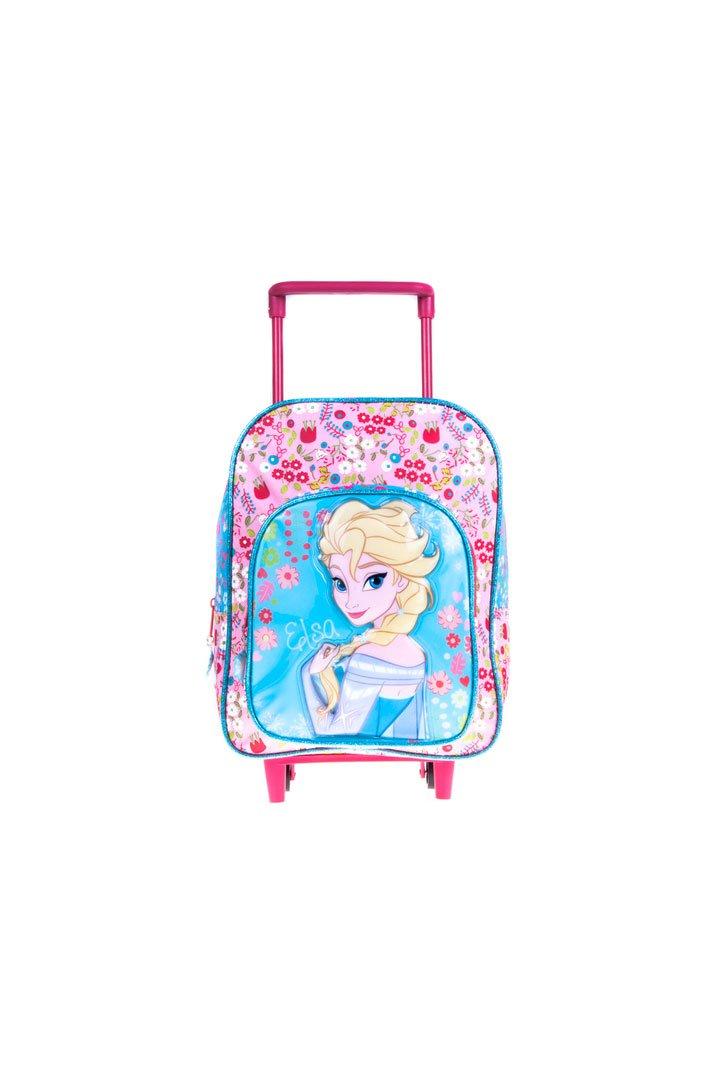 mochila de ruedas Vuelta al cole con Frozen