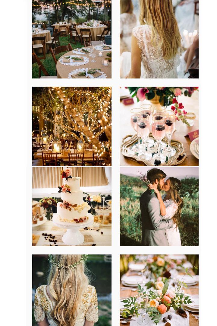 Wedding event planner bodas