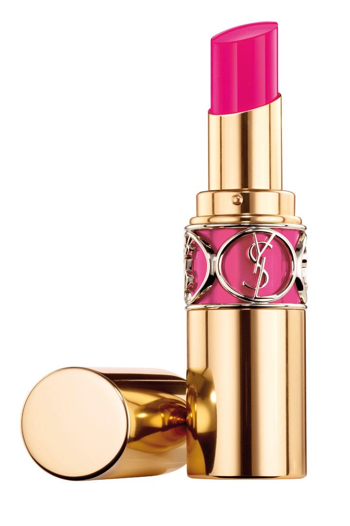 Weekender la barra de labios de Yves Saint Laurent para el fin de semana