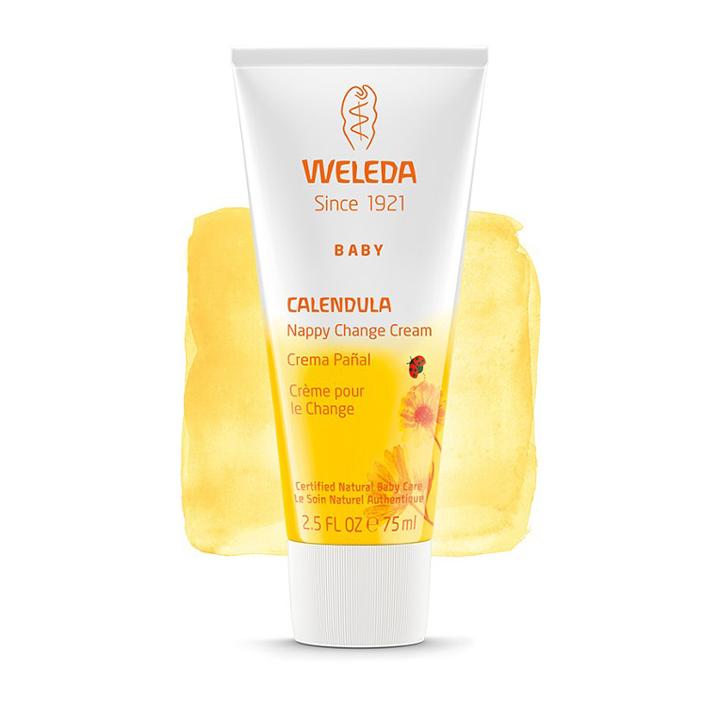 Baby Caléndula Crema de Pañal de Weleda: productos mamás neceser
