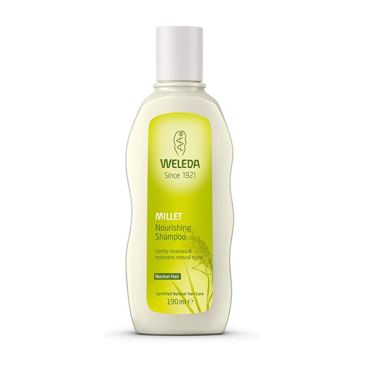 Champú Nutritivo de Mijo de Weleda: productos cabello frío