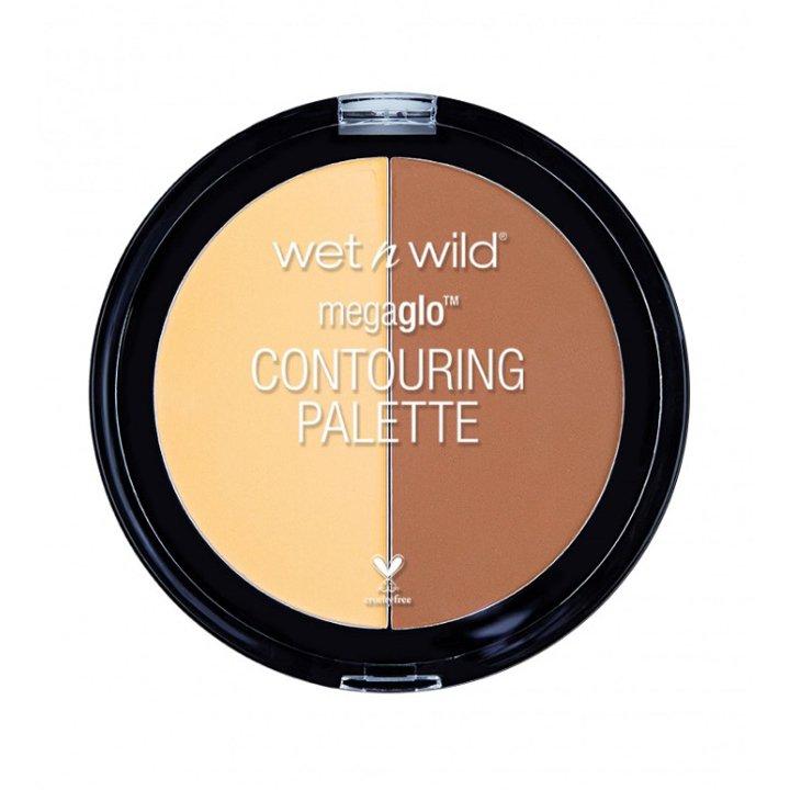 MegaGlo Contouring Palette de Wet N Wild: productos contouring