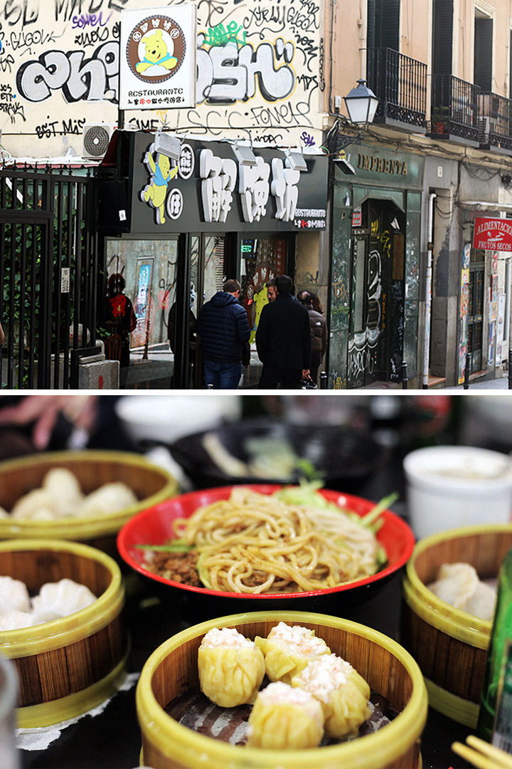 restaurantes exóticos madrid comida china
