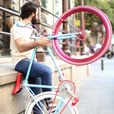 WOBYBI, el mundo en bicicleta