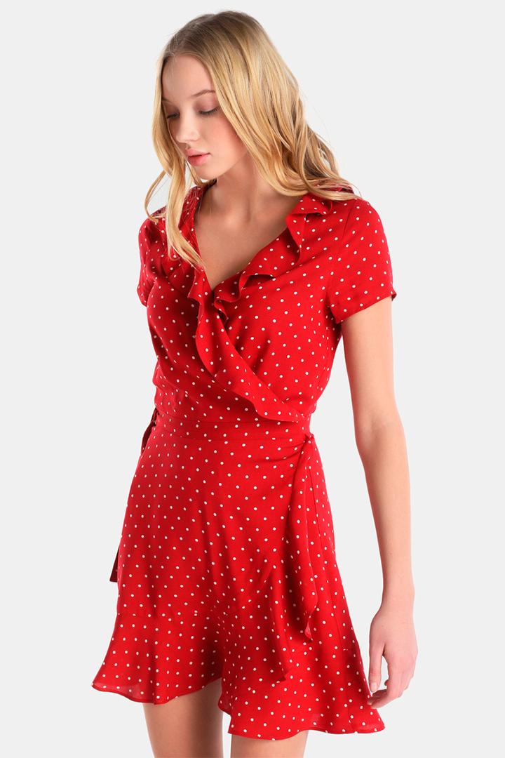 9 vestidos cruzados para este verano StyleLovely