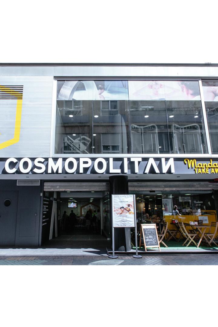 Centros de yoga en España: Cosmopolitan en Alicante