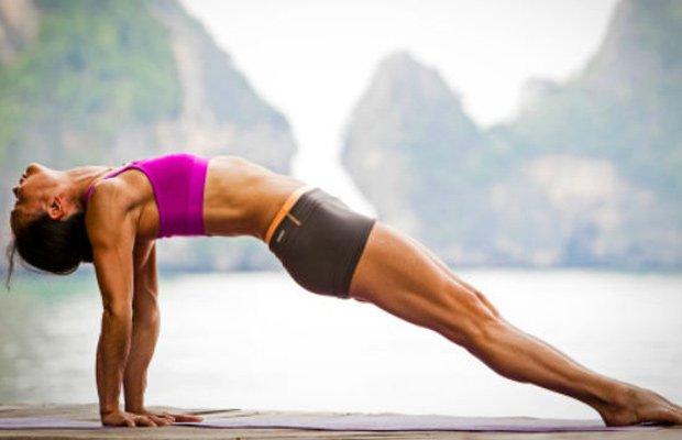 Cuida tu cuerpo con yoga