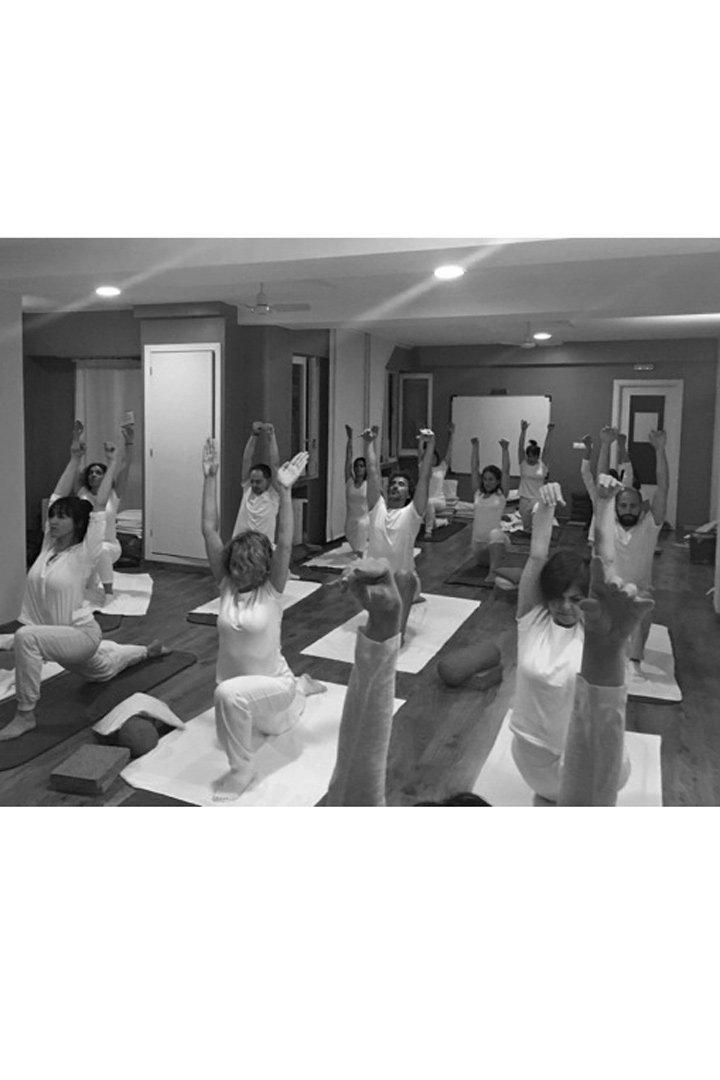 Yoga zaragoza