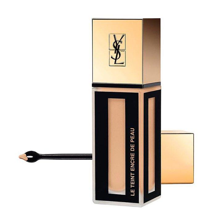 Le Teint Encre de Peau de YSL: bases de maquillaje 2019