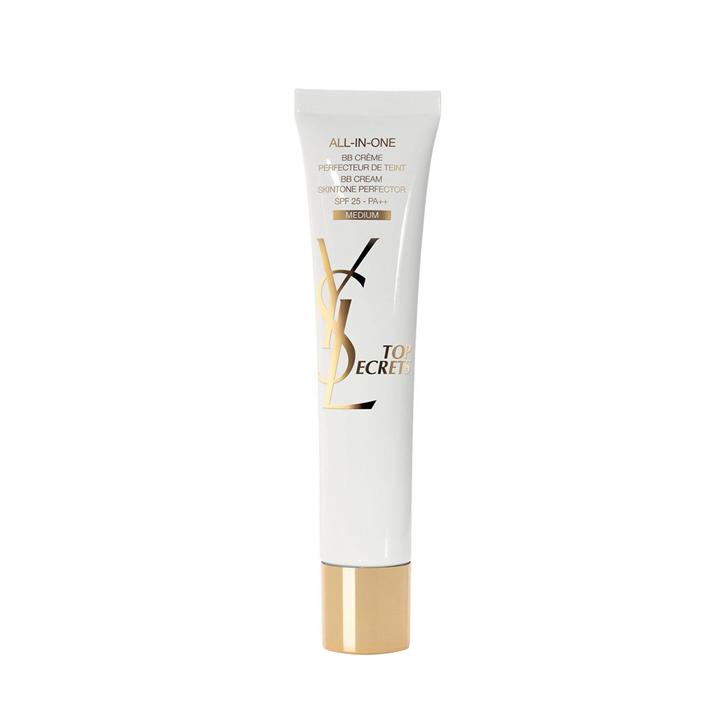 Top Secrets All-in-One Perfecteur Claire de Yves Saint Laurent: cremas con color