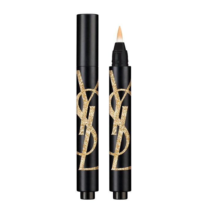 Touche Éclat Gold Attration Edition de Yves Saint Laurent: ediciones navideñas beauty