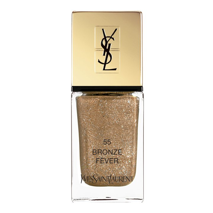 La Laque Couture de Yves Saint Laurent: look beauty navidades