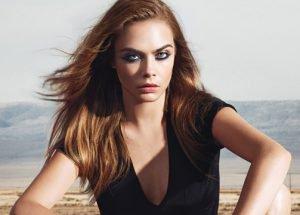 Cara Delevingne: su maquillaje YSL