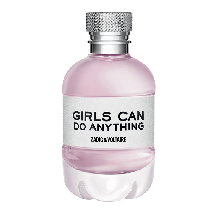 Girls Can Do Anything de Zadig & Voltaire: novedades perfumes 2018