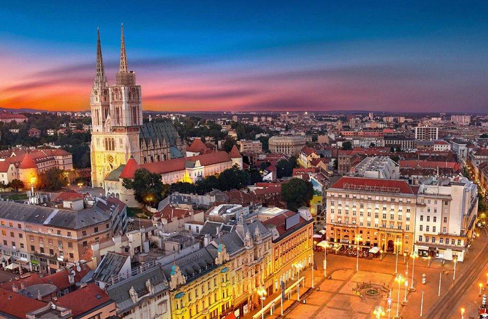Zagreb: destinos viajar en invierno