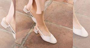 Zapatos con estilo para invitadas con estilo