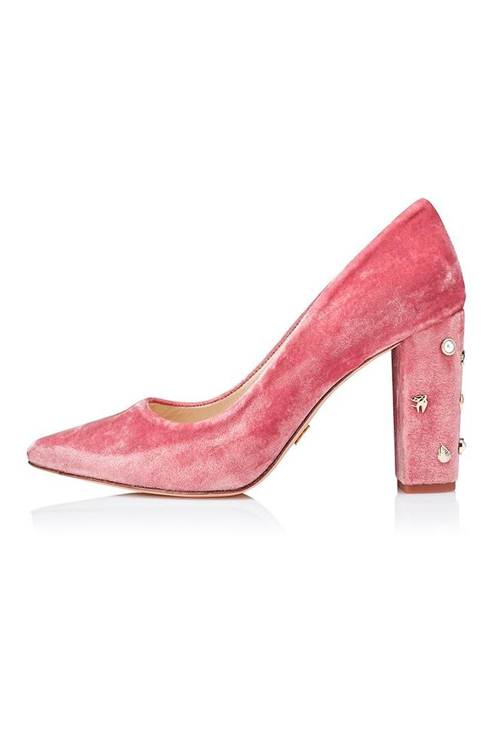 Lujoso Zapatos De Vestir De Peltre Para La Boda Ornamento - Ideas de ...