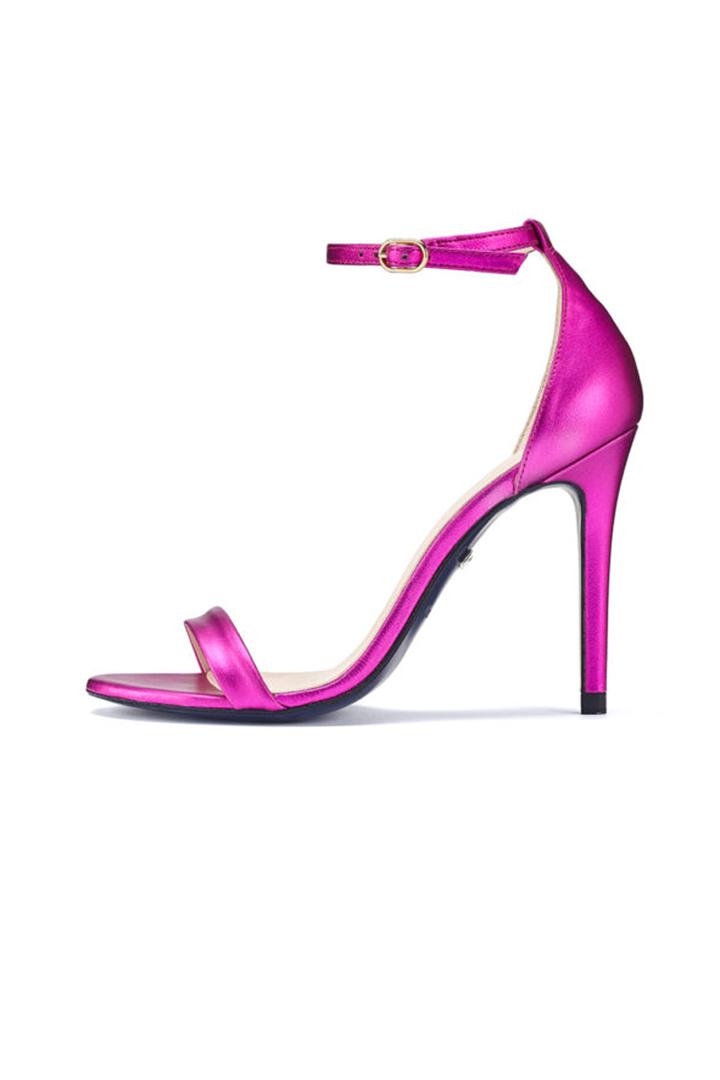 sandalias rosas de Fígara Shoes