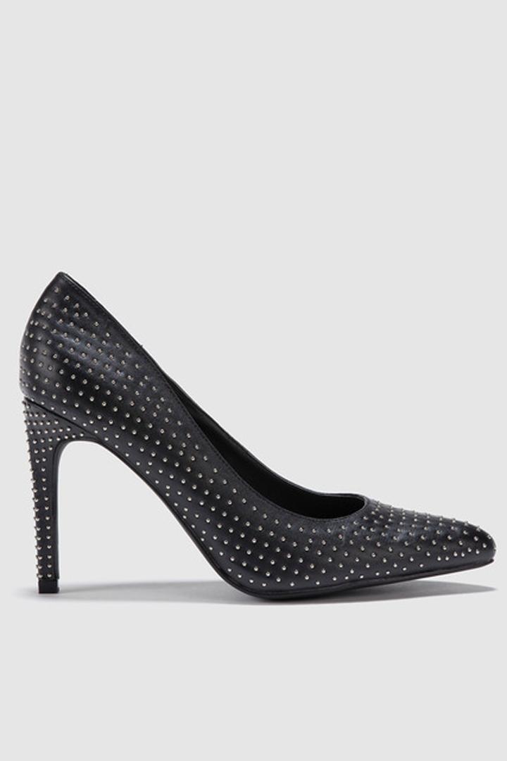 zapatos cómodos salones negros de fórmula joven, el corte inglés