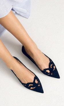 Invitadas de boda: zapatos 24 h