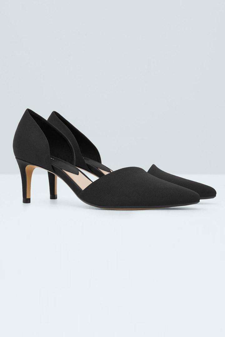 zapatos cómodos para invitadas de boda - stylelovely