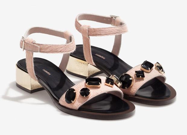 Sandalias de Uterqüe