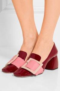 Zapatos con hebillas para otoño