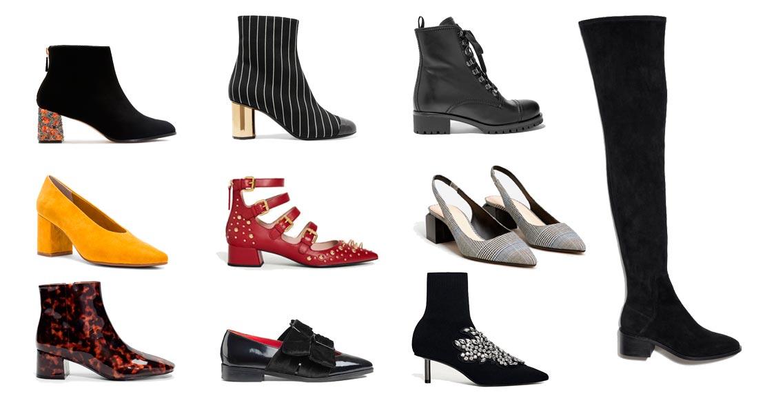 Fuerte Pisar Zapatos Otoñoinvierno Este Para 100 Stylelovely HntqxEn