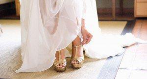 Zapatos para novias diferentes