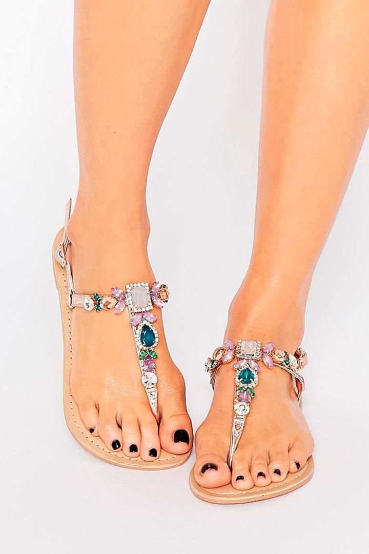 95bbe1fea 80 zapatos de verano - StyleLovely