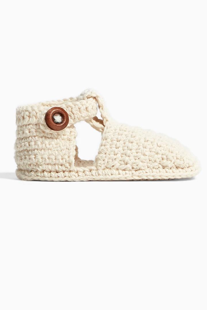 patucos de crochet de Zara Kids Primavera 2018