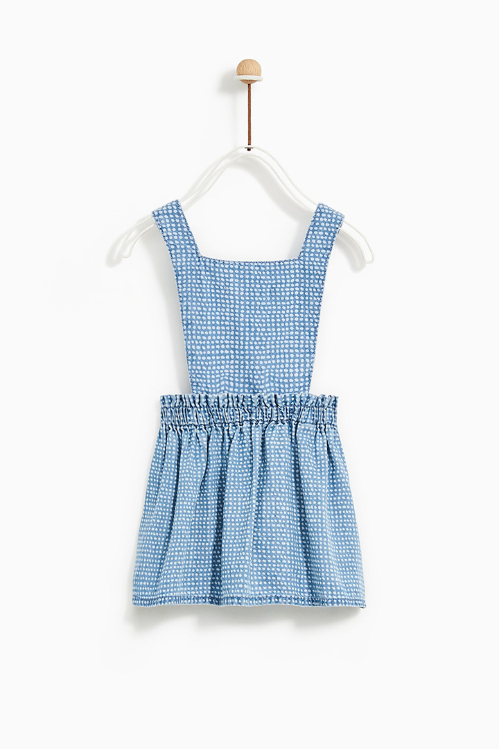 falda de Zara Kids Primavera 2018