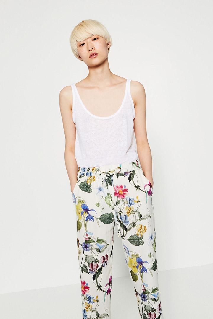 Zara  100 propuestas para el verano - StyleLovely 05a9f7200eb6