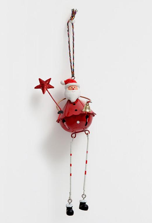 zara home, adornos navideños