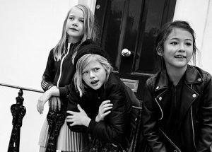 Las propuestas de otoño de Zara Kids