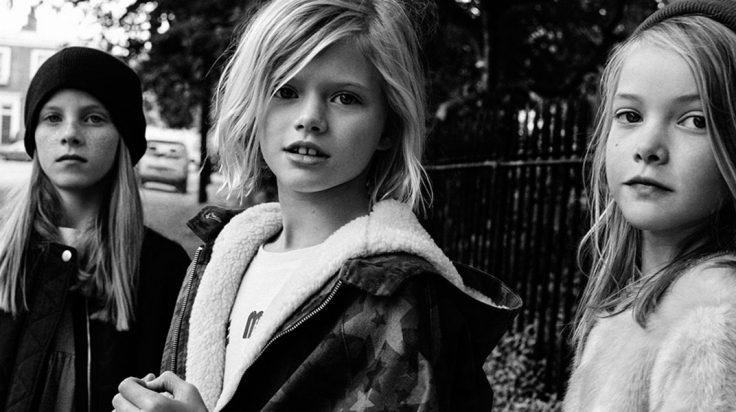 Zara Kids Otoño 2016 niñas